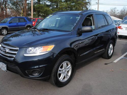 2012 hyundai santa fe crossover awd gls for sale in new. Black Bedroom Furniture Sets. Home Design Ideas