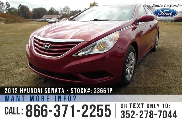2012 Hyundai Sonata GLS - 27K Miles - Finance Here!