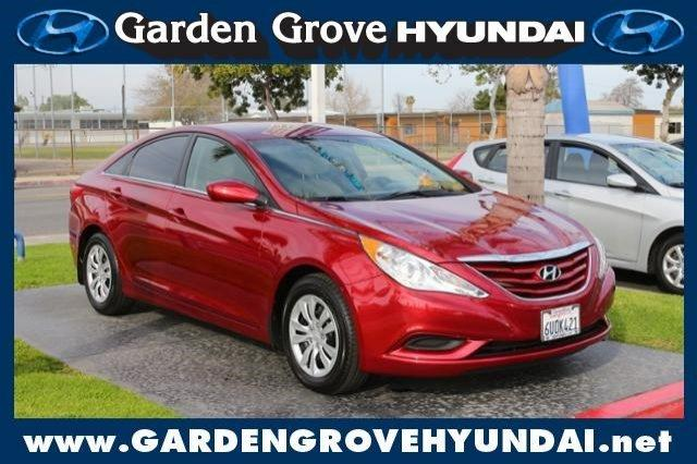 2012 Hyundai Sonata Gls Garden Grove Ca For Sale In