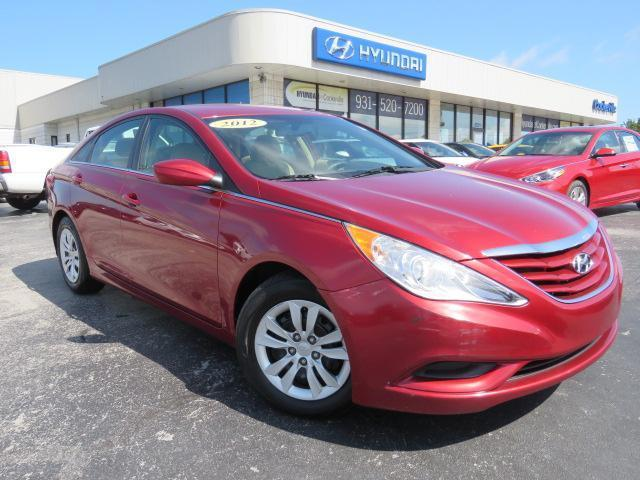 2012 hyundai sonata gls gls 4dr sedan for sale in algood tennessee classified. Black Bedroom Furniture Sets. Home Design Ideas