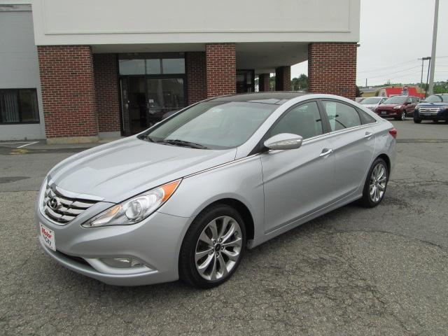 2012 HYUNDAI Sonata Limited 2.0T 4dr Sedan 6A w/ Wine
