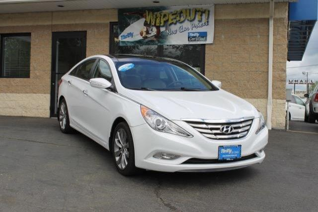 2012 hyundai sonata limited 2 0t 4dr sedan 6a w wine interior for sale in springfield. Black Bedroom Furniture Sets. Home Design Ideas