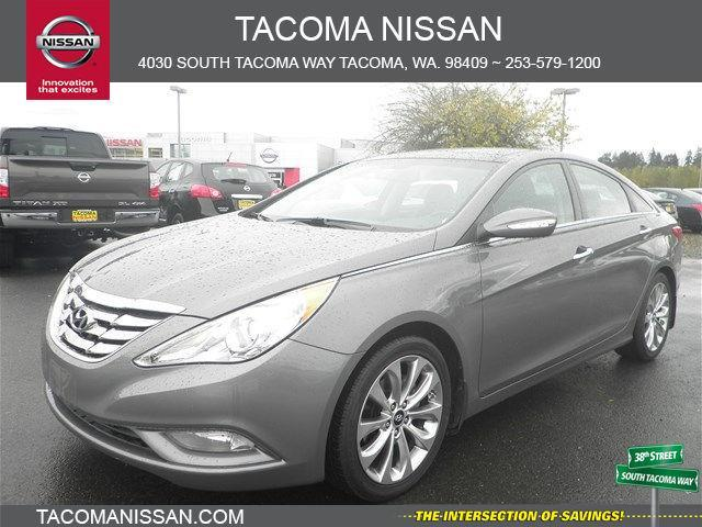 2012 hyundai sonata limited 2 0t limited 2 0t 4dr sedan 6a for sale in tacoma washington. Black Bedroom Furniture Sets. Home Design Ideas