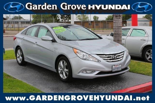 2012 Hyundai Sonata Limited Garden Grove Ca For Sale In