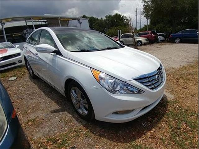 2012 hyundai sonata limited limited 4dr sedan 6a for sale in tampa florida classified. Black Bedroom Furniture Sets. Home Design Ideas