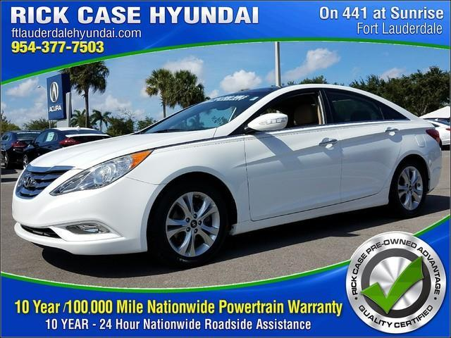 2012 Hyundai Sonata Limited Limited 4dr Sedan 6A for Sale