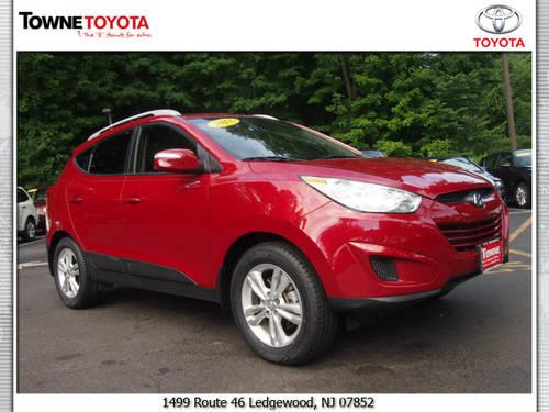 2012 hyundai tucson crossover ltd fwd for sale in ledgewood new jersey classified. Black Bedroom Furniture Sets. Home Design Ideas