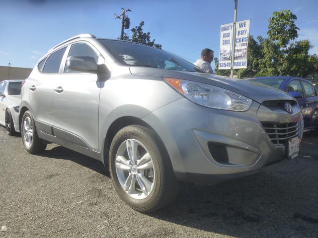 2012 Hyundai Tucson GLS GLS 4dr SUV