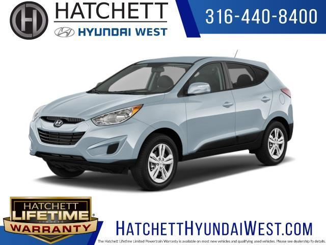 2012 Hyundai Tucson GLS GLS 4dr SUV for Sale in Wichita ...