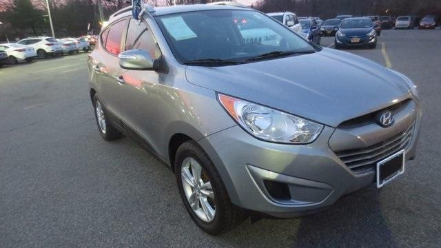 2012 Hyundai Tucson Limited AWD Limited 4dr SUV