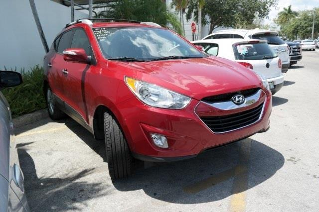 2012 Hyundai Tucson Limited Limited 4dr SUV
