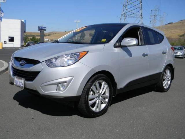 2012 hyundai tucson limited sport utility for sale in vallejo california classified. Black Bedroom Furniture Sets. Home Design Ideas