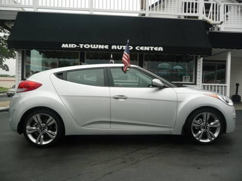 2012 hyundai veloster for sale in blue ball ohio classified. Black Bedroom Furniture Sets. Home Design Ideas