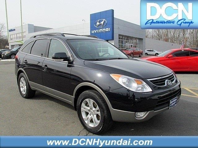 2012 Hyundai Veracruz GLS AWD GLS 4dr Crossover