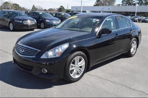2012 infiniti g25 4 door sedan for sale in goldsboro. Black Bedroom Furniture Sets. Home Design Ideas