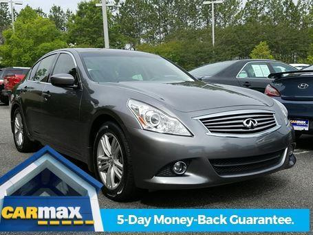 2012 infiniti g25 sedan journey journey 4dr sedan for sale. Black Bedroom Furniture Sets. Home Design Ideas