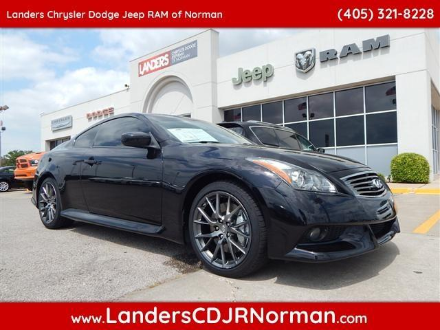 2012 infiniti g37 coupe ipl ipl 2dr coupe 7a for sale in norman oklahoma classified. Black Bedroom Furniture Sets. Home Design Ideas