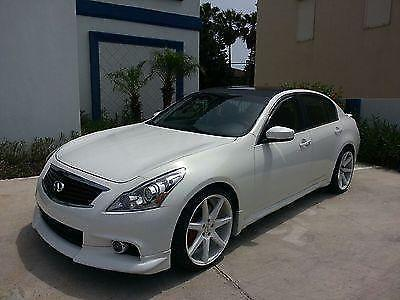 2012 infiniti g37 x sport sedan 4 door 3 7l anniversary edition for sale in port isabel texas. Black Bedroom Furniture Sets. Home Design Ideas