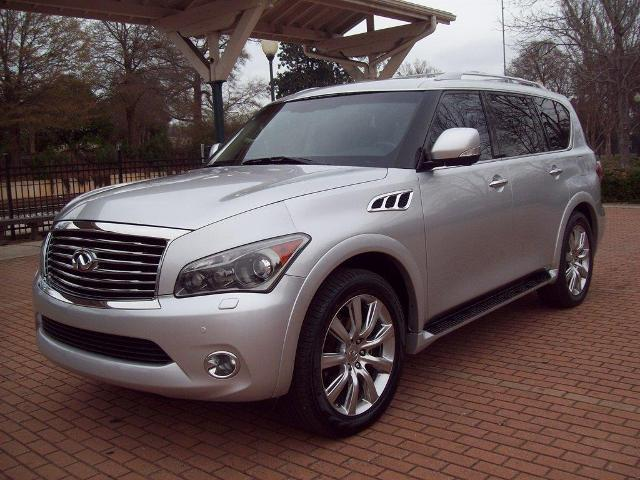 2012 Infiniti Qx56 Base 4x2 Base 4dr Suv For Sale In