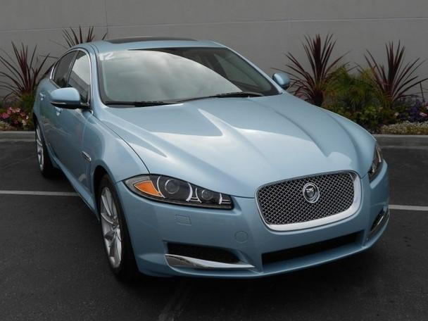 2012 jaguar xf for sale in san diego california. Black Bedroom Furniture Sets. Home Design Ideas