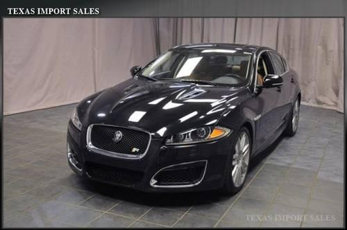 2012 jaguar xf sedan xfr 510hp for sale in dallas texas. Black Bedroom Furniture Sets. Home Design Ideas