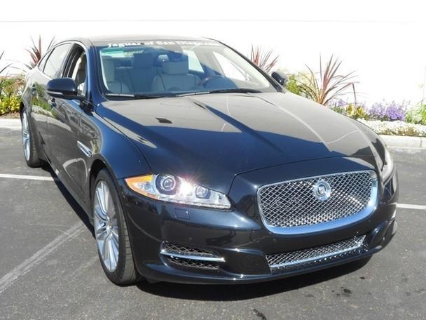 2012 jaguar xj for sale in san diego california classified. Black Bedroom Furniture Sets. Home Design Ideas
