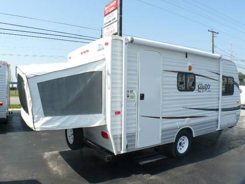 Unique 2012 Jayco Jay Flight Swift SLX 165RB Expandable Travel