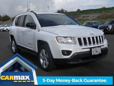 2012 Jeep Compass Sport Sport 4dr SUV