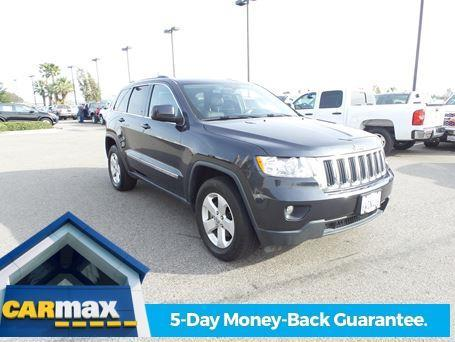 2012 Jeep Grand Cherokee Laredo X 4x2 Laredo X 4dr SUV