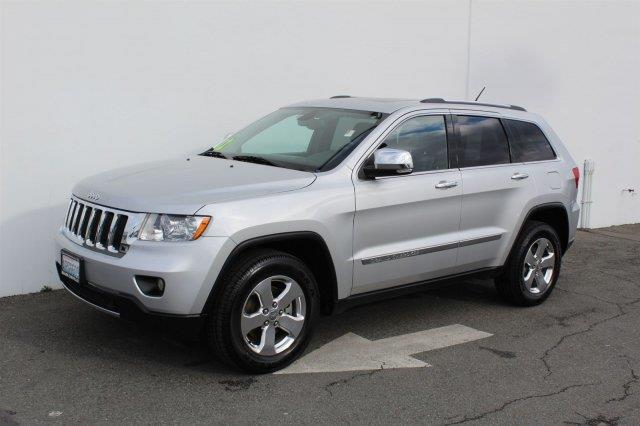 2012 Jeep Grand Cherokee Limited 4x4 Limited 4dr SUV