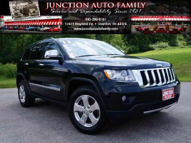2012 Jeep Grand Cherokee Limited Chardon, OH