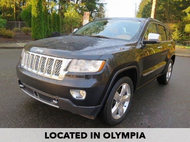 2012 jeep grand cherokee overland 4x4 overland 4dr suv for sale in annapolis washington. Black Bedroom Furniture Sets. Home Design Ideas
