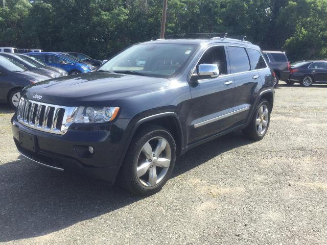 2012 jeep grand cherokee overland 4x4 overland 4dr suv for sale in. Cars Review. Best American Auto & Cars Review