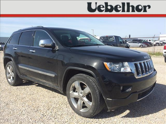 2012 Jeep Grand Cherokee Overland Jasper, IN
