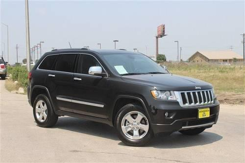 2012 jeep grand cherokee sport utility limited for sale in georgetown texas classified. Black Bedroom Furniture Sets. Home Design Ideas