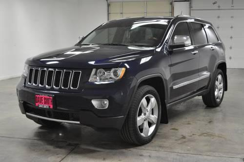 2012 jeep grand cherokee suv overland for sale in kellogg idaho classified. Black Bedroom Furniture Sets. Home Design Ideas