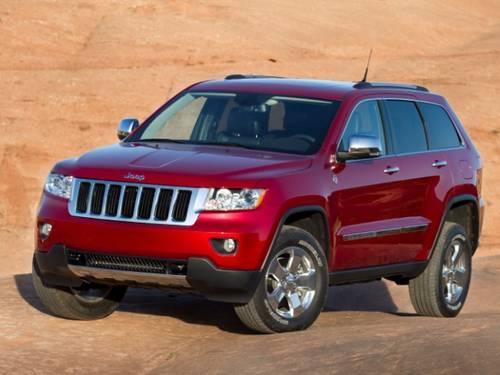 2012 Jeep Grand Cherokee Suv Rwd 4dr Laredo For Sale In