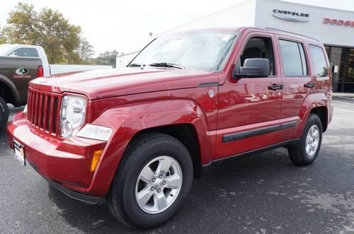 2012 jeep liberty 4 door sport for sale in carrollton maryland classified. Black Bedroom Furniture Sets. Home Design Ideas