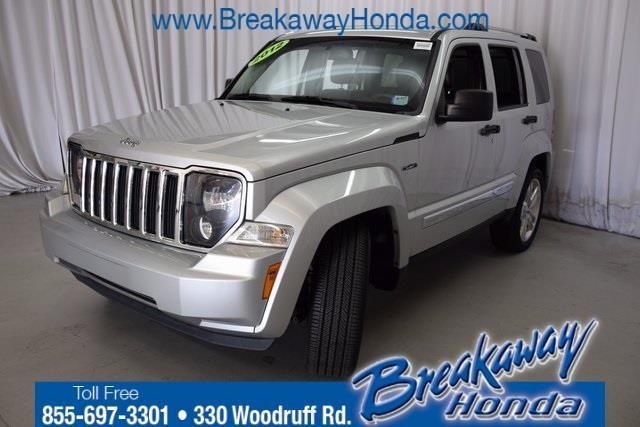2012 jeep liberty jet edition 4x2 jet edition 4dr suv for sale in greenville south carolina. Black Bedroom Furniture Sets. Home Design Ideas