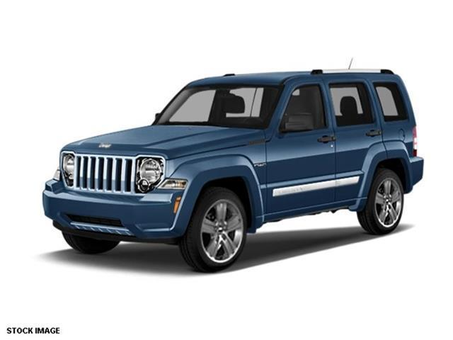 2012 Jeep Liberty Jet Edition 4x4 Jet Edition 4dr SUV