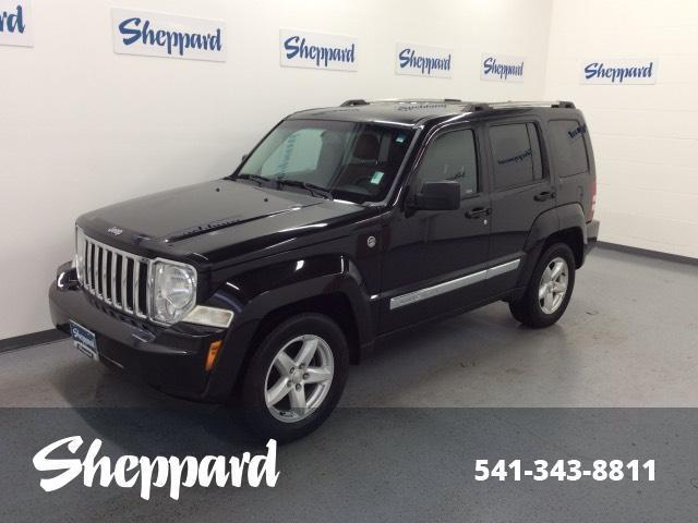 2012 Jeep Liberty Limited 4x4 Limited 4dr SUV