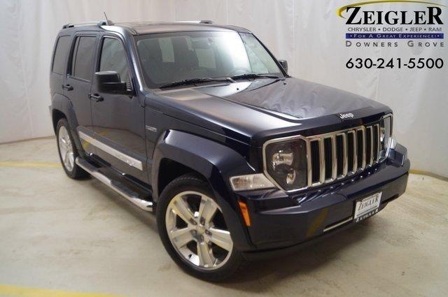 2012 jeep liberty limited jet edition downers grove il for sale in downers grove illinois. Black Bedroom Furniture Sets. Home Design Ideas