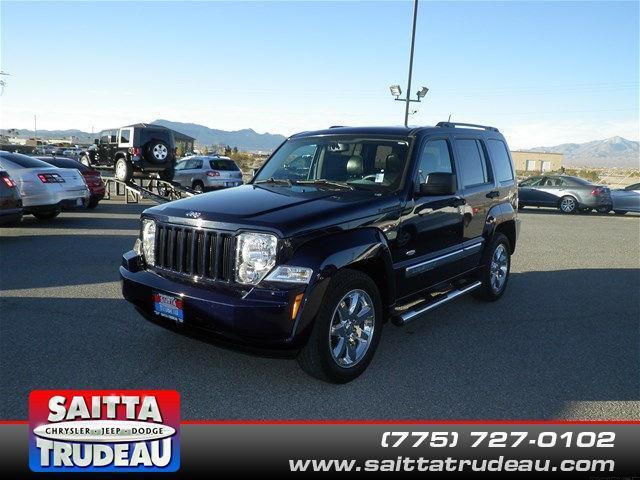 2012 Jeep Liberty Sport 4x4 Sport 4dr SUV