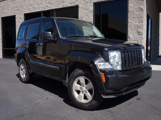 2012 Jeep Liberty Sport 4x4 Sport 4dr Suv For Sale In