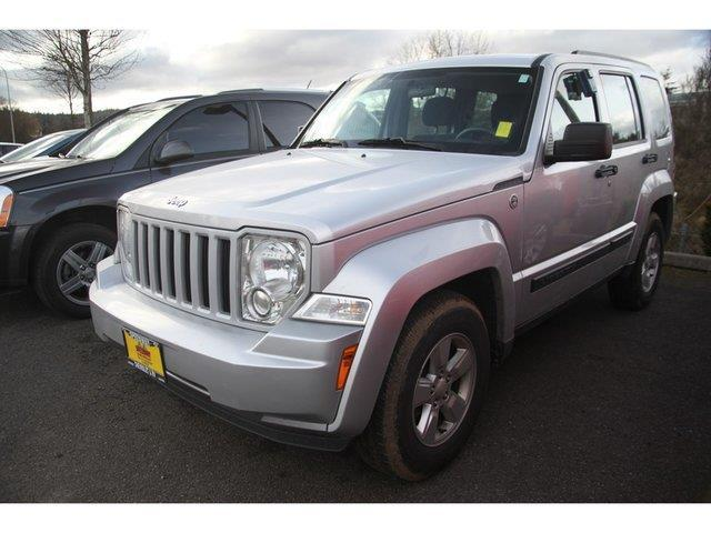 2012 jeep liberty sport 4x4 sport 4dr suv for sale in monroe washington classified. Black Bedroom Furniture Sets. Home Design Ideas