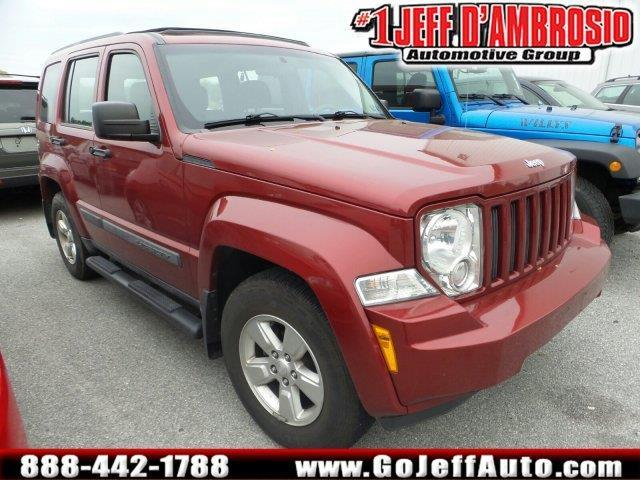 2012 jeep liberty sport 4x4 sport 4dr suv for sale in downingtown pennsylvania classified. Black Bedroom Furniture Sets. Home Design Ideas