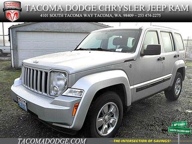 2012 jeep liberty sport tacoma wa for sale in tacoma washington classified. Black Bedroom Furniture Sets. Home Design Ideas