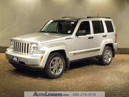 2012 Jeep Liberty Sport Utility Sport Latitude For Sale In