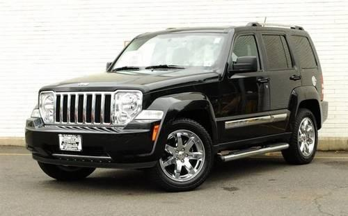 2012 jeep liberty suv 4wd 4dr limited 4x4 suv for sale in chestnut new jersey classified. Black Bedroom Furniture Sets. Home Design Ideas