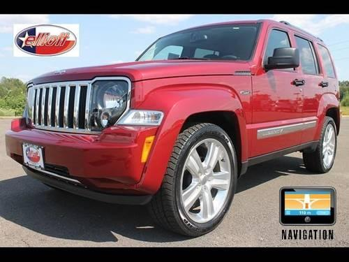 2012 Jeep Liberty Suv Rwd 4dr Limited Jet For Sale In